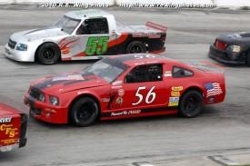 Edwards Tops 4 Cylinder Stocks At Citrus County Karnac Racing News