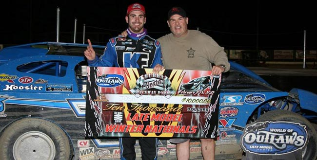 Richards Ends Lanigan S Domination Of Bubba Raceway Park In Friday