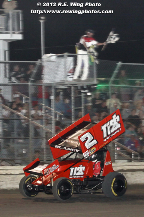 All Star Sprints >> Lasoski Finding Florida To His Liking Wins Second Unoh All