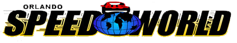 Orlando Speedworld Logo