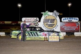 The Rocketman Ritchie Stephens Wins Opening Night At East