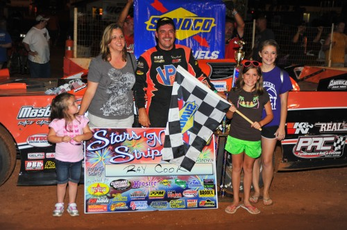 Ray Cook Conquers Sas Racing Series Stars And Stripes 40