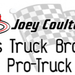Joey Coulter Truck Series Logo