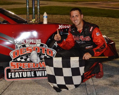 Campi dominates Late Model feature at Desoto