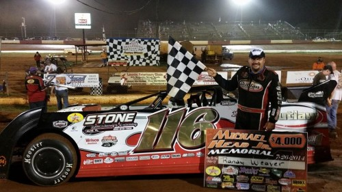Randy Weaver Moves Into Top Five On All Time Southern All Star Win List With Michael Head Jr Memorial Win