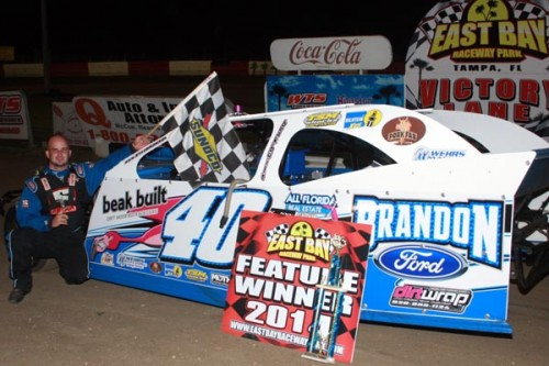 Kyle Bronson Wins Open Wheel Modifieds While Gough And Moore Make It Seven Feature Wins Each At East Bay Raceway Park