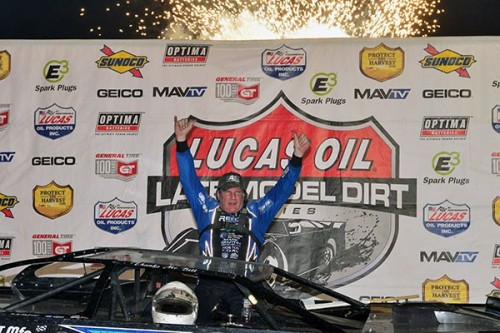 Bloomquist Silver Dollar Winner