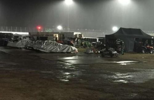 NEW-SMYRNA-WORLD-SERIES Rain Out