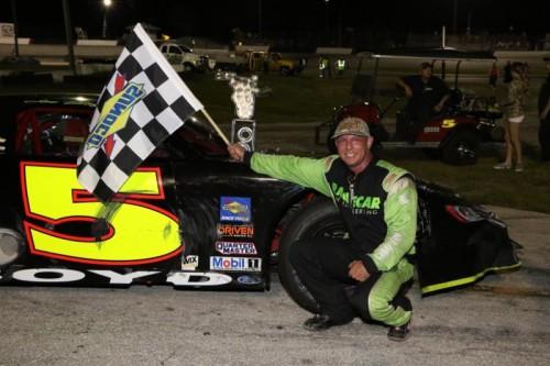 Boyd Claims Desoto Triple Crown