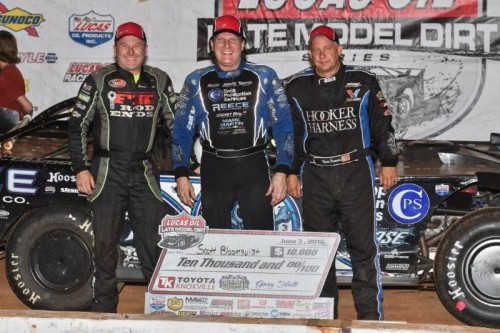 Bloomquist Holds off Owens at Tazwell