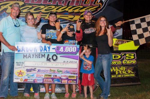 Josh Putnam Scores Victory at Thunderhill Raceway