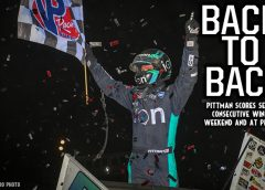 Pittman Goes Back-to-Back with Second Consecutive Win at Pevely