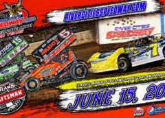 Donny Schatz Ready for Home State Races at River Cities Speedway and Nodak Speedway