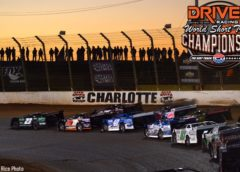 DRIVEN Racing Oil World Short Track Championship Spotlights True Grit at Charlotte