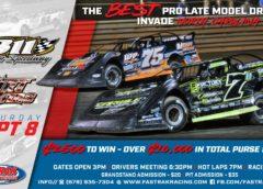 FASTRAK $2,500 to win Dirt Wars at 311 Motor Speedway September 8th