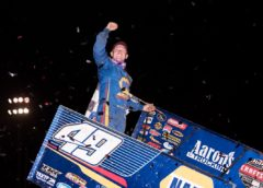 Brad Sweet Storms To $20,000 Placerville Payday