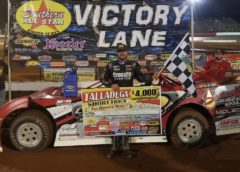 Brandon Overton Thrills Large Crowd At Talladega Southern All Star Event
